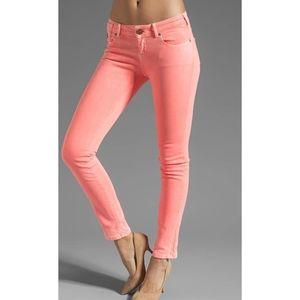 Maison Scotch La Parisienne pink skinny Jeans 4 27